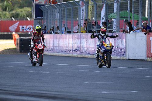 AP250 Thailand: Rafid Topan raih kemenangan kedua