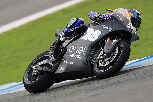 Des pneus dérivés du MotoGP pour le MotoE