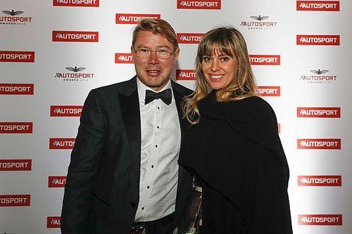 Autosport Awards: Mika Hakkinen, galardonado con el Premio Gregor Grant