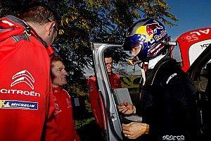 """Ogier: """"Lavoriamo per far diventare veloce la C3 WRC in tutte le condizioni"""""""