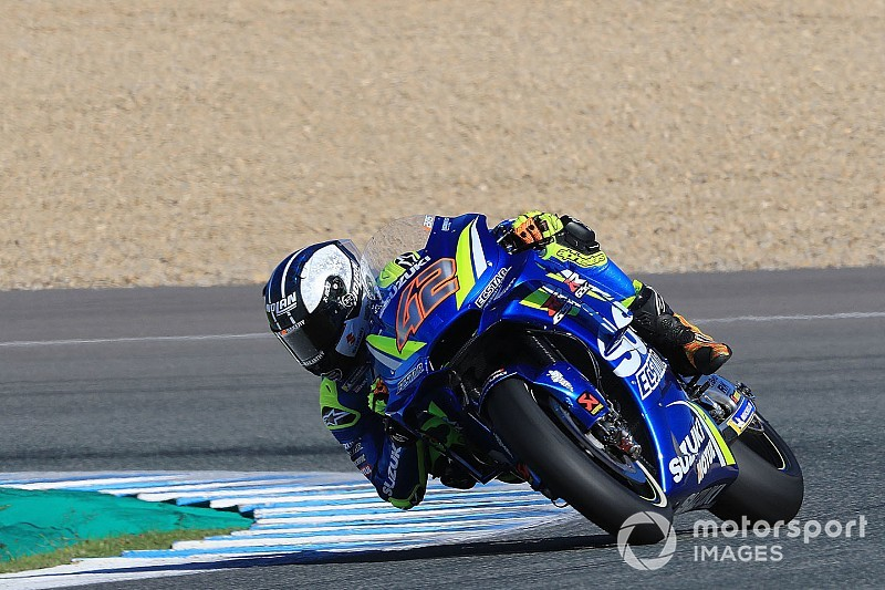 "Rins ""not afraid"" of Suzuki engine mistake repeat"