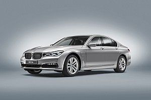 BMW inaugure sa branche iPerformance avec une Serie 7 hybride