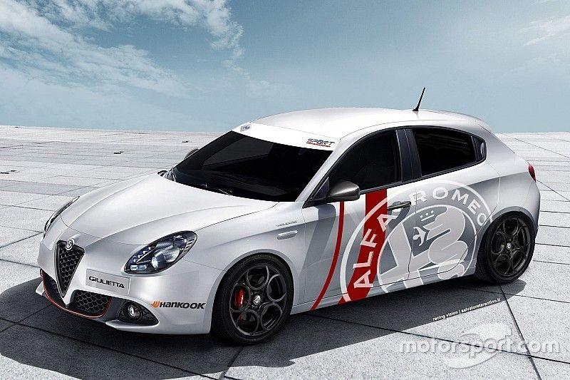 Leone Motorsport porta la Giulietta anche in classe TCS