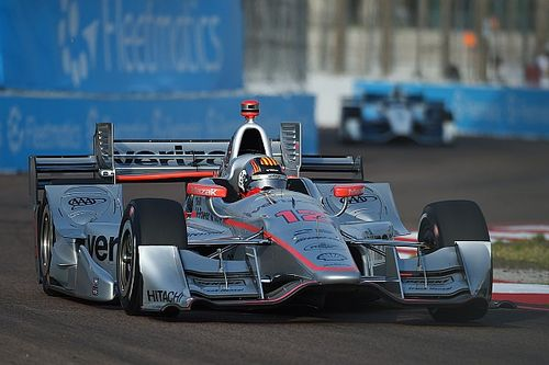 Servia to sub for Power at St. Petersburg, Penske confirms