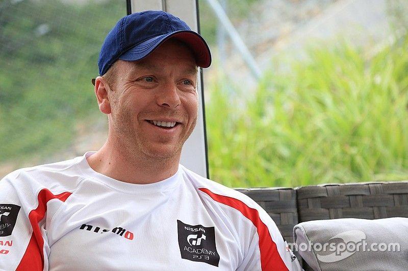 Chris Hoy to drive Formula E demo car in Rome
