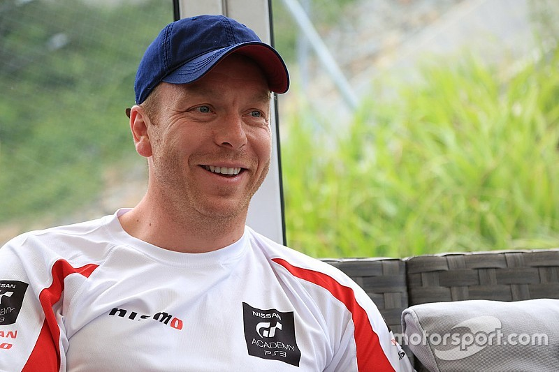 The Big Interview: How Sir Chris Hoy's Le Mans dream came true