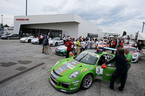 Il Team Dinamic Motorsport vince l'appello avanzato a Vallelunga