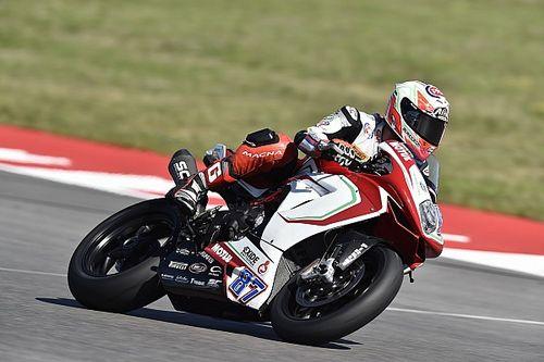 Zanetti correrà a Thruxton nella British Supersport con il team Tsingtao