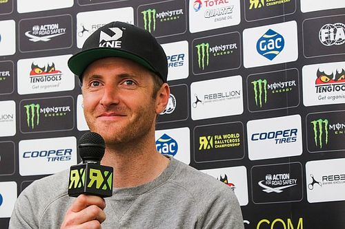 Wilks to make World RX return in Barcelona with JRM