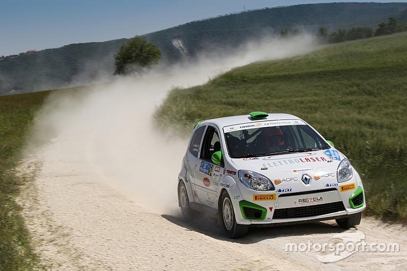 Trevisani centra il successo nel Trofeo Renault Terra all'Adriatico