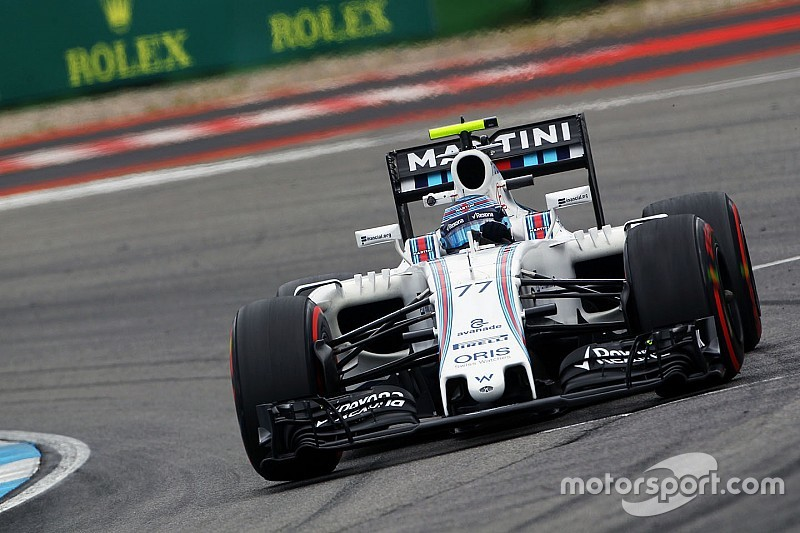 Tech analysis: Williams' search for missing performance