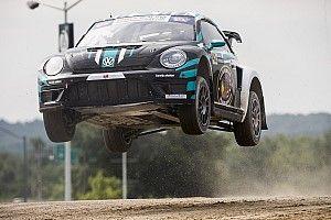 Volkswagen Andretti Rallycross earns home race double podium in Washington D.C.
