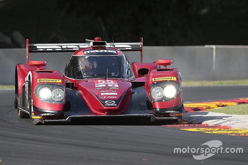 Bomarito takes brilliant pole for Mazda