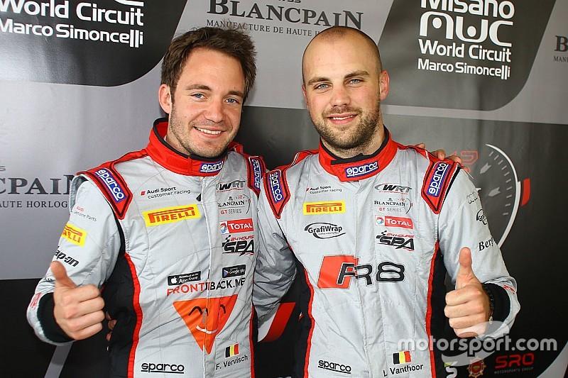 Misano BSS: Vervisch and Vanthoor victorious in main race