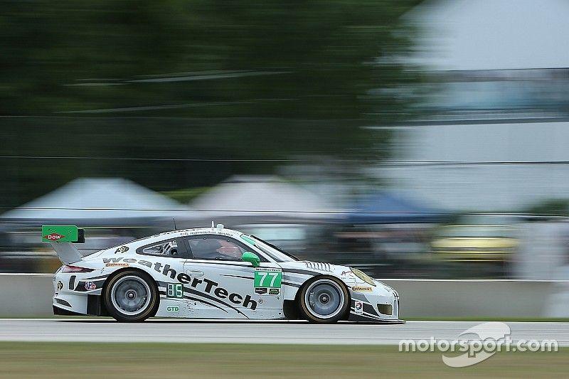 IMSA sponsor pulls Porsche entry from GTD class