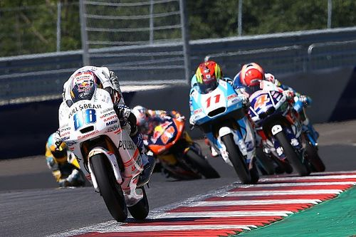 Martin buoyed with career-best Moto3 result in Spielberg