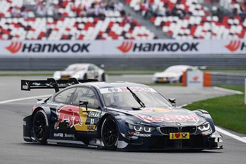 Moscow DTM: Wittmann heads BMW 1-2-3-4 in dramatic Sunday race