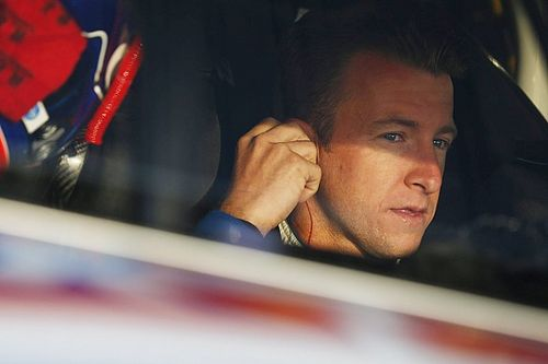 "Allmendinger: ""You can't really let your guard down"" at Martinsville"