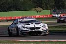 GT Italiano Alberto Cerqui a Imola con la BMW M6 GT3 per il round inaugurale