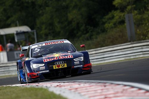 Hungaroring DTM: Ekstrom wins, Mortara last after Wittmann contact