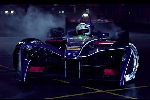 Tuoni e fulmini sulla... nuova livrea della DS Virgin Racing!