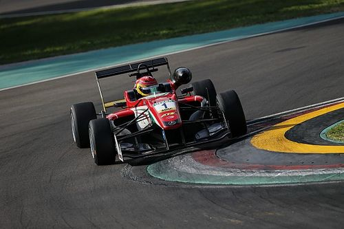 Imola F3: Stroll secures title in crash-filled Race 2