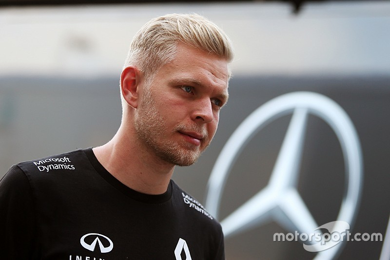 Magnussen confident he will be fit for Monza