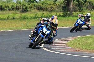 Chennai II TVS Apache 200: Kannan dominant with double win