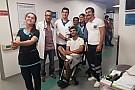 TÜRK SPORCULAR 3. kattan havuza atlayan Kenan Sofuoğlu sakatlandı