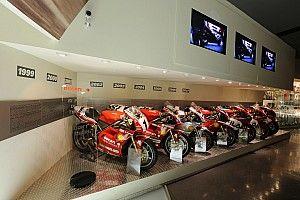 Museo Ducati, alle radici di un mito
