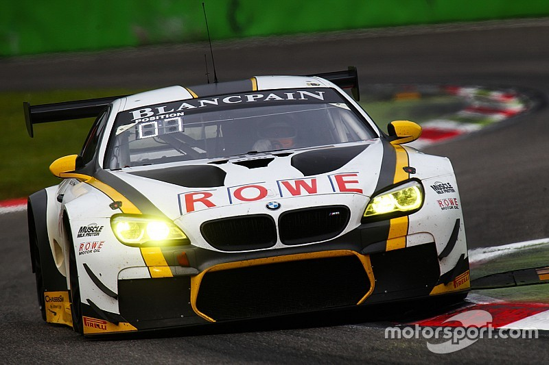 Rowe Racing celebrates hard-earned fourth place like a victory in Silverstone