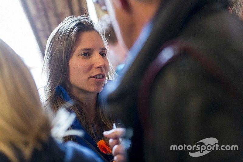 Simona De Silvestro torna in Formula E come Test Driver della Venturi