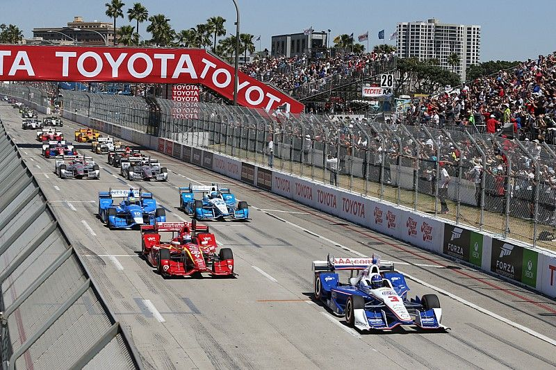 IndyCar aims for October race in China
