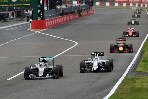 Race analysis: How Hamilton kept title hopes alive after start disaster