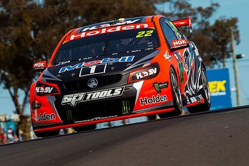 "Courtney: Bathurst return ""pretty hairy"""