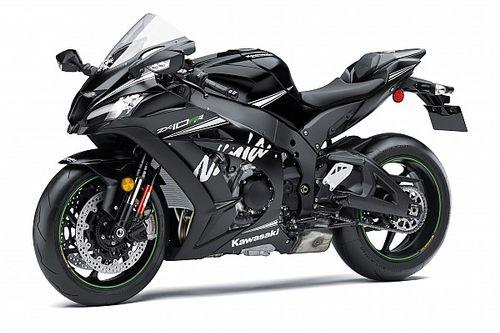 """Ecco la Kawasaki Ninja ZX-10RR, la """"verdona"""" 2017 di Rea e Sykes"""