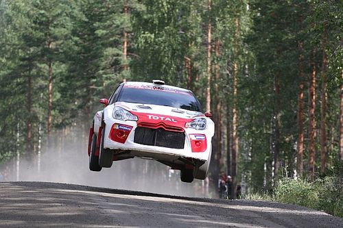 Gilbert to make WRC debut with Citroen in Wales
