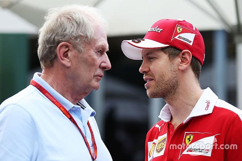 Марко рассказал, как Феттелю стать чемпионом с Ferrari