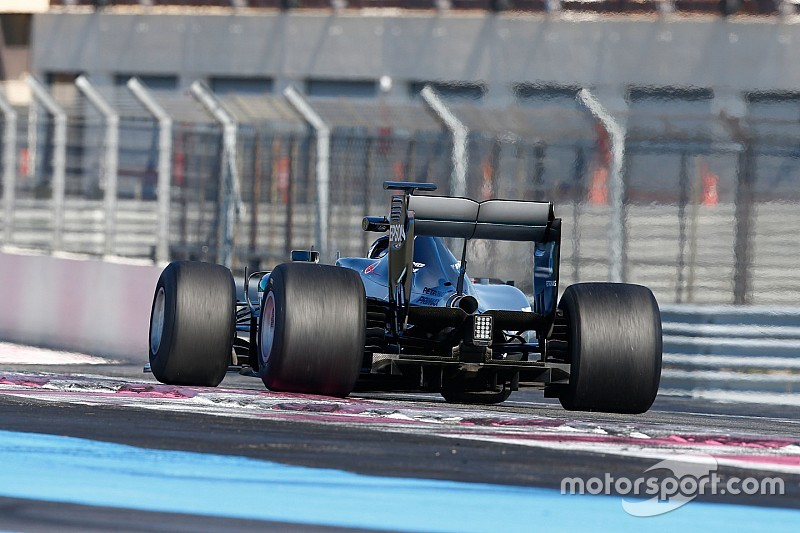 Pirelli names three F1 teams that will test 18-inch tyres