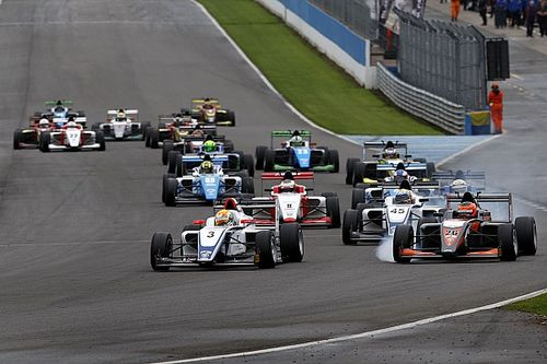 Donington BF3: Top 10 finish for Reddy, Rabindra