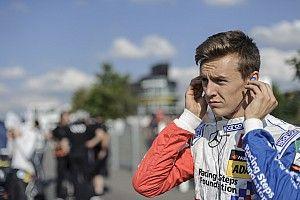 Audi WRT calls up F3's Barnicoat for Blancpain Endurance finale