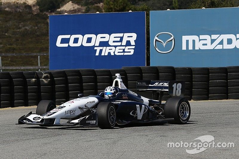 Mazda Road To Indy grids promise tight championship showdowns