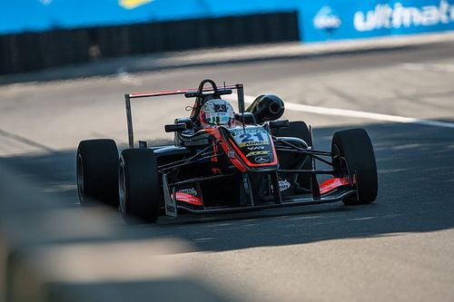 Norisring F3: Hubert survives three restarts for maiden win
