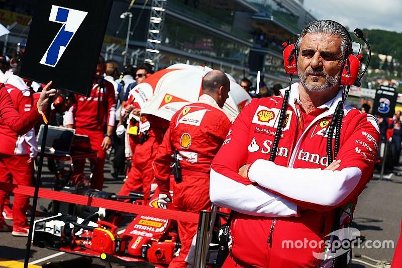 Arrivabene the best F1 boss I've ever had - Raikkonen