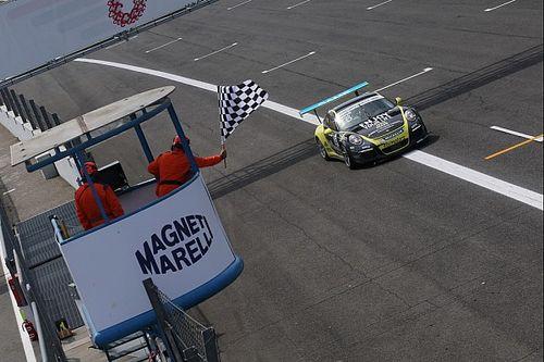 Cairoli solitario a Monza in Gara 2. Drudi è l'inseguitore