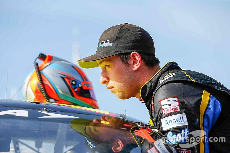 Who is NASCAR Truck rookie Chase Briscoe?