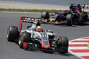 Haas F1 Team: One spot out of the points at Barcelona