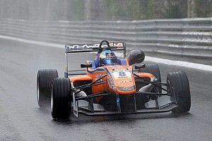 David Beckmann - Débuts en F3 sous la pluie de Pau!