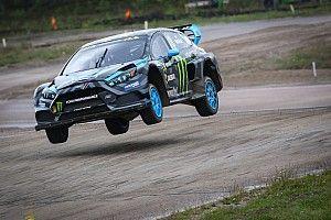 Баккеруд выиграл шестой этап World RX