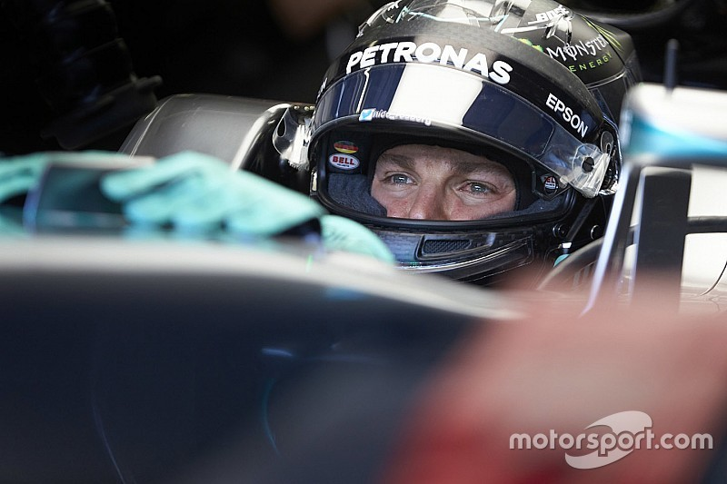 Rosberg did not deserve a penalty - Massa